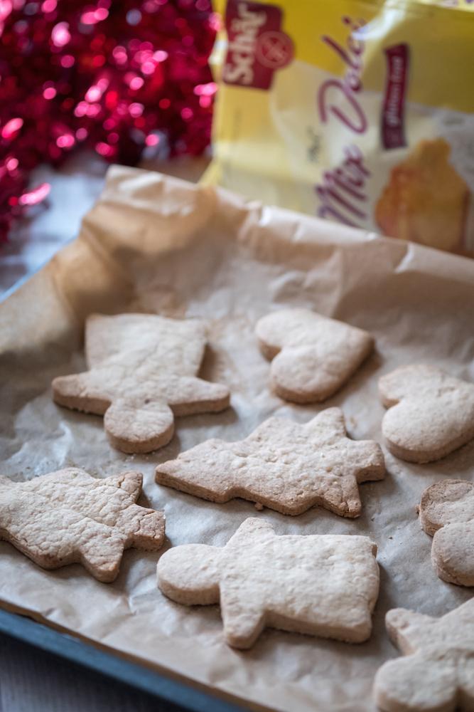 Dolci Natalizi Per Celiaci.Biscotti Di Natale Senza Glutine Ricetta Semplice E Golosa